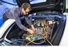 Автоэлектрик . запуск автомобиля