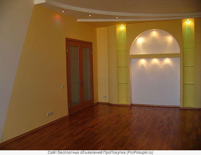 квартиры офисы под ключ