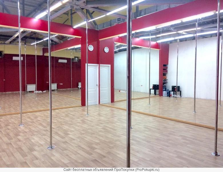 Залы для фитнеса в аренду