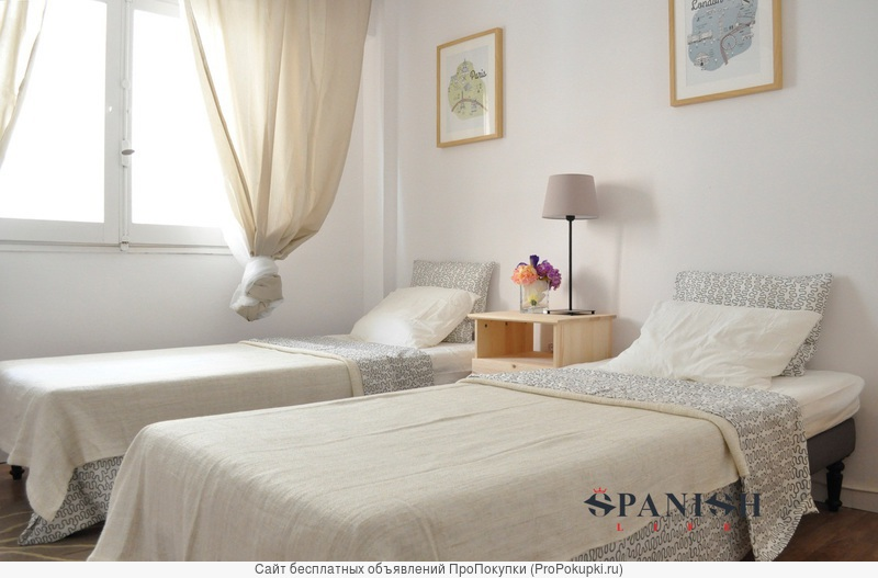 Квартира с ремонтом и лифтом, Испания, Аликанте