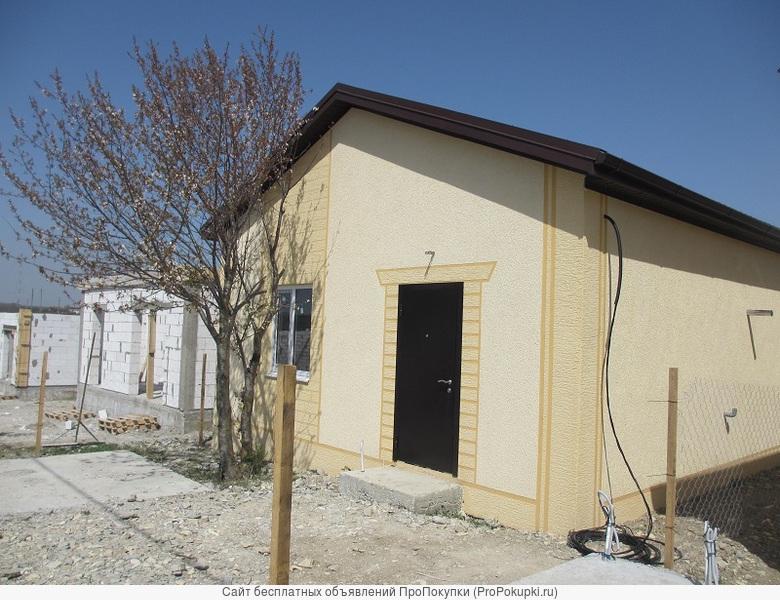 Дом 50 м² на участке 2 сот