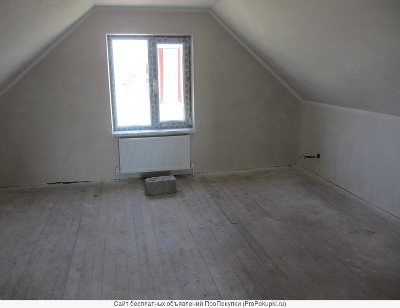 Дом 80 м² на участке 2 сот