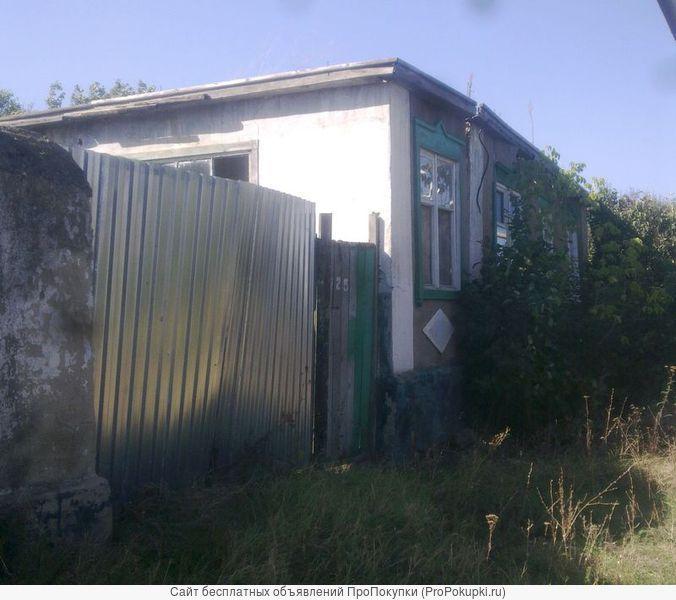 Дом под снос и новое строительство