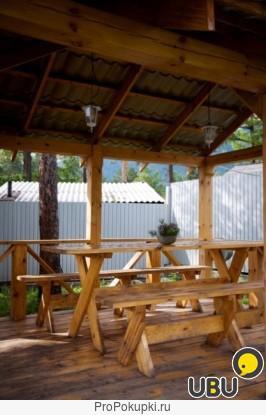 Гостевой дом Святой источник. Отдых в Аршане