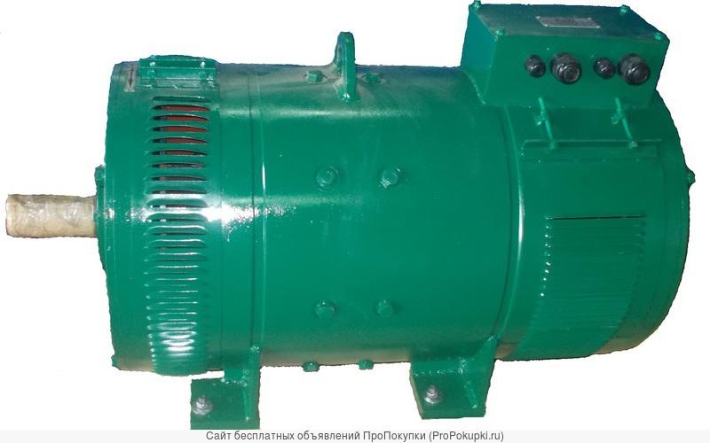 Электродвигатели и генераторы 4пн, 4пфм, 4пнг, 4пфмг