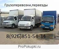 Грузоперевозки Москва и область. Мытищи