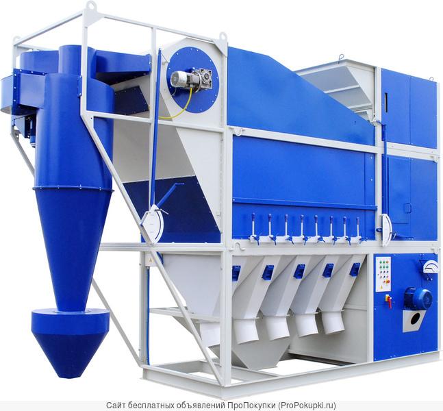 машина зерноочистительная САД