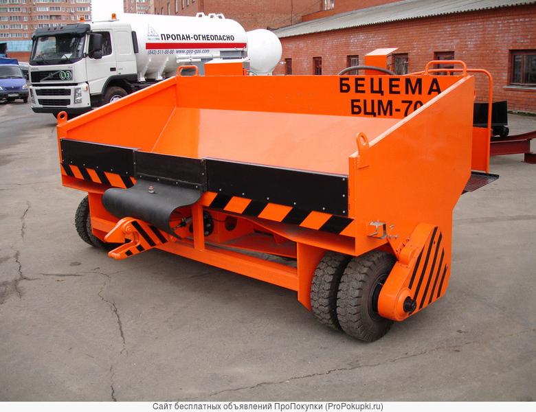 Продам запасные части к технике Бецема