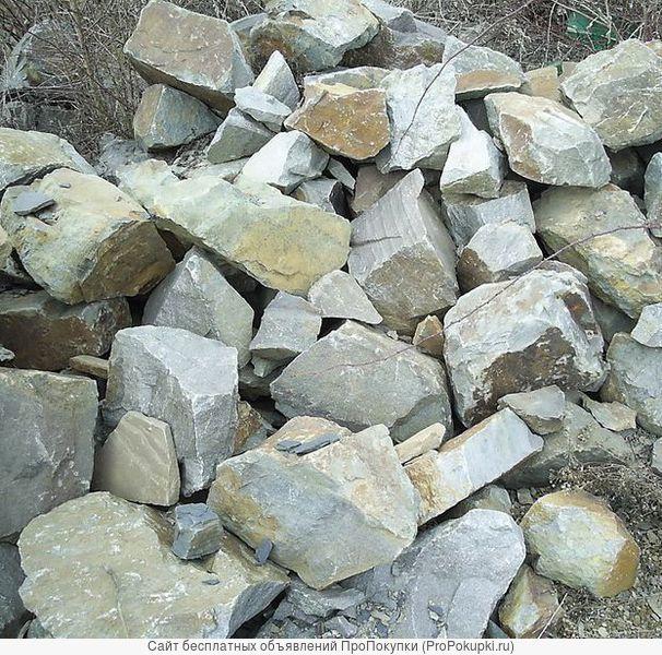 Бутовый камень от производителя