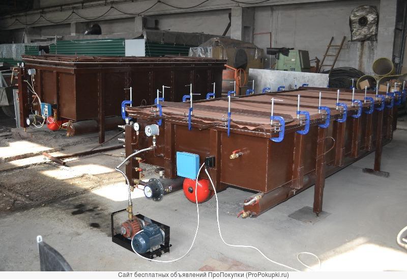 Сушка древесины в вакууме- камеры «Энергия» -от 500 000 руб.