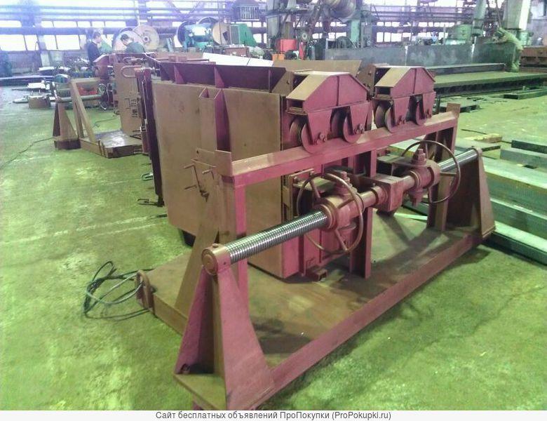 оборудование для производства ЖБИ , металлоформы
