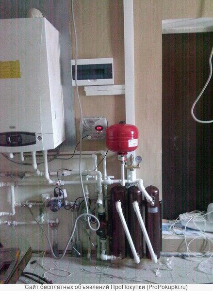 Вихревой индукционный нагреватель