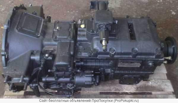 Коробка Переключения Передач КАМАЗ 152