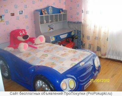 Продам детскую мебель Гоночный Болид Формула-1