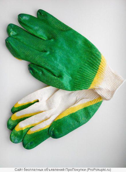 Продаем перчатки х/б оптом
