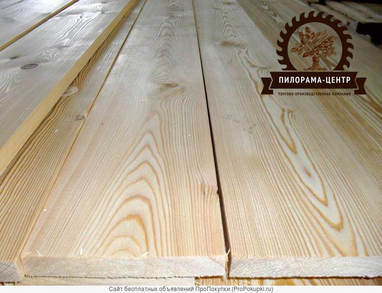 Погонажные изделия из дерева от производителя