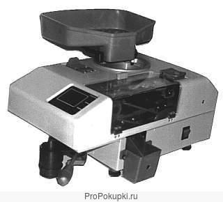 машинка для счёта монет асм-1л