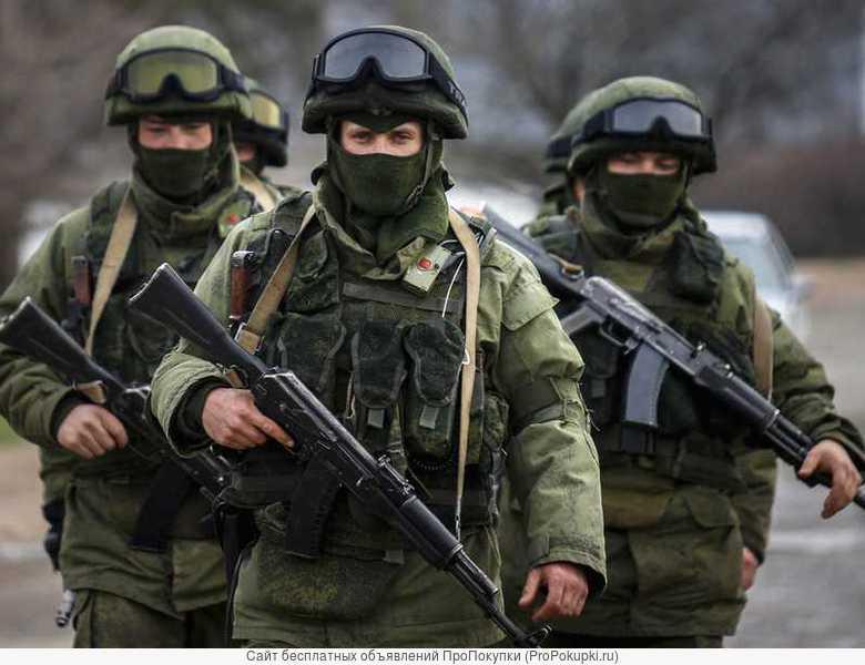 Войсковая часть 3450 г.Саров набирает граждан запаса
