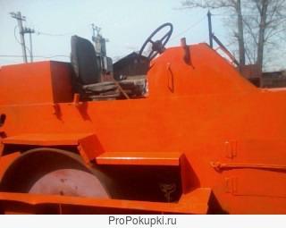 Каток дорожный ДУ 48Б