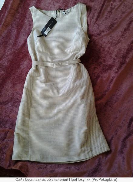 Платье Marcs &Spencer Autopgraph светлое