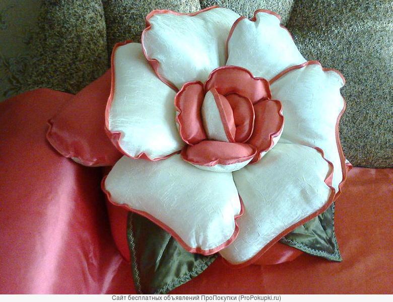 Декоративные подушки от Натальи