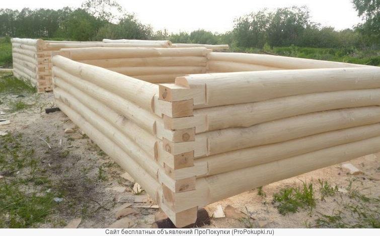 Срубы 3х3 3х4 3х5 4х5 липовые и осиновые для бани , новые в Янауле
