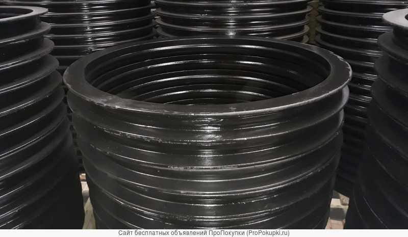 Поворотный круг для прицепа от 0.2до 15 тонн Турция