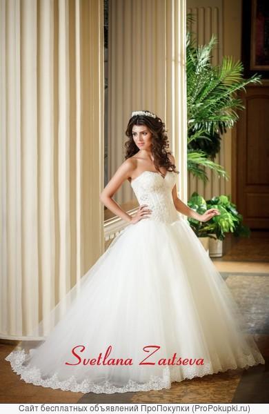 Свадебное платье бренда