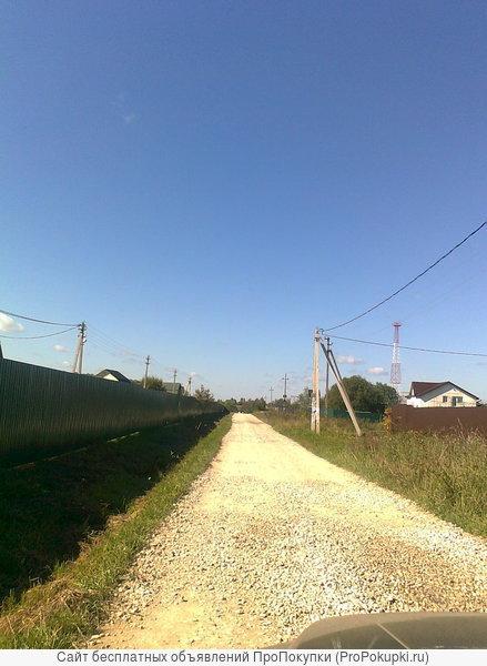 Продаю 28 соток в д.Рыжиково, 65 км от МКАД по Симферопольке