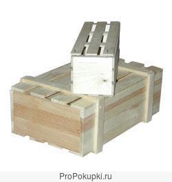 Упаковка деревянная для вина