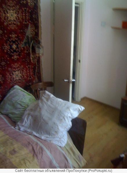 подселение койко-место комнату длительно и посуточно в 3 комнатной на военведе