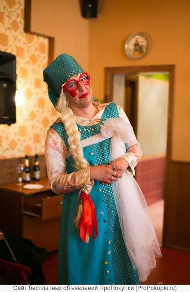 Детские праздники в Красноярске. Аниматоры