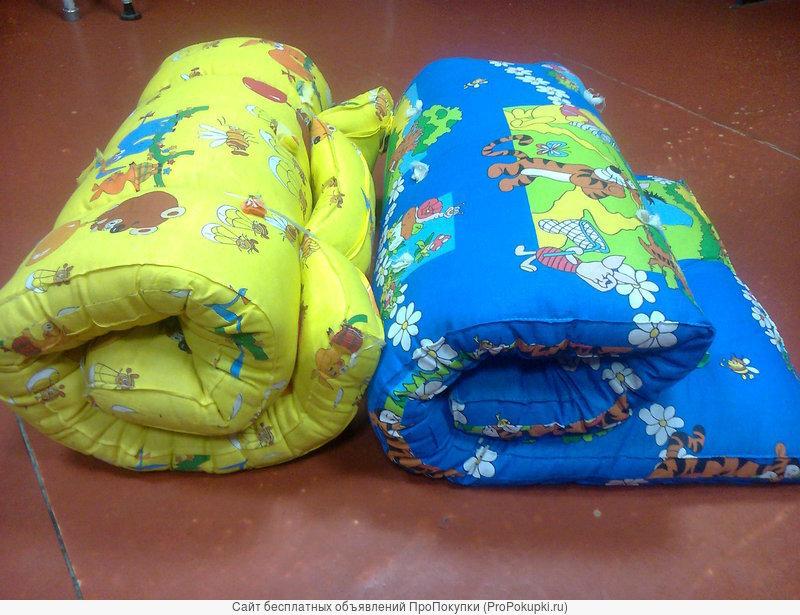 Комплекты для детской постели (матрасы,одеяла,подушки)
