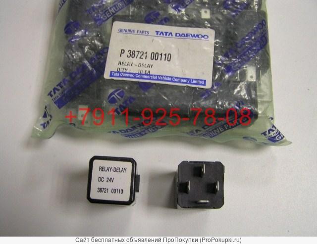 Реле 38721 00010 Daewoo Ultra Novus