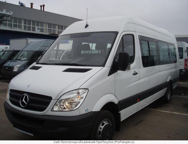 Новые в наличии! Срочно! Mercedes-Benz Sprinter 515CDI 19+7+1
