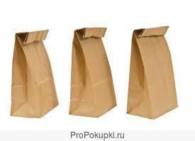 Крафт мешки в Симферополе от производителя 25кг, 50 кг