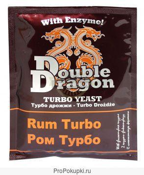 Турбо-дрожжи DoubleDragon Rum