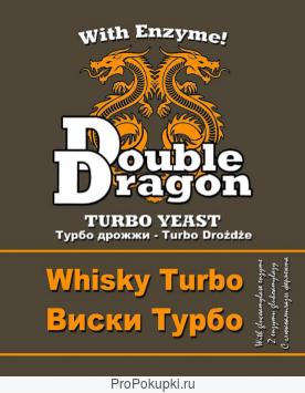 Спиртовые дрожжи DoubleDragon Whisky