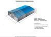 Перевозка негабаритных грузов, низкорамный трал по Челябинской области