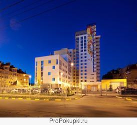 Элитная 3-комнатная квартира с панорамным видом в центре