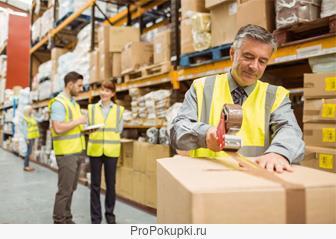 Работники на склад