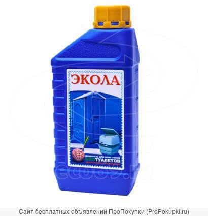 Дезодорирующей жидкость Экола