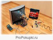Ремонт телевизоров всех видов