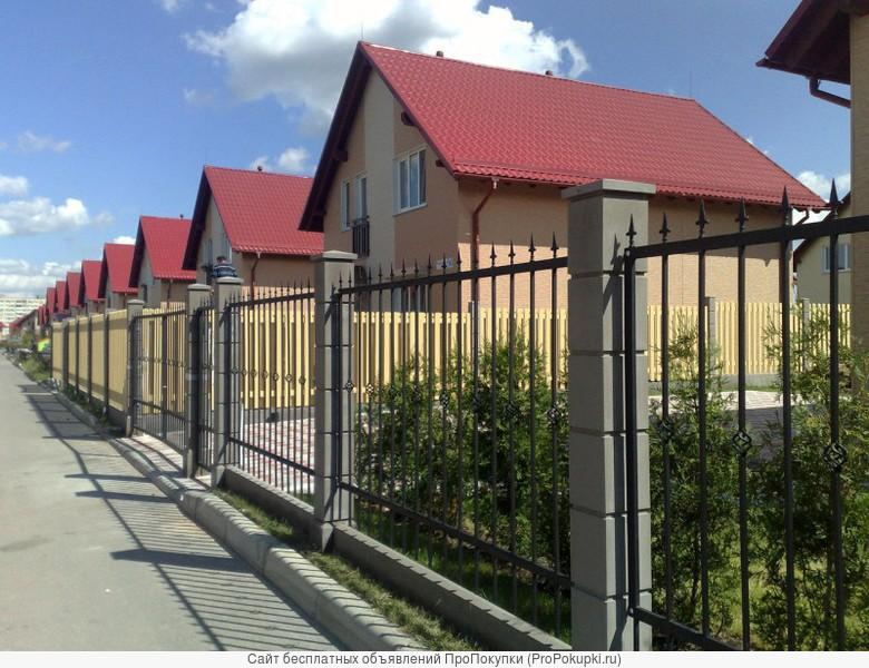 Заборы под ключ в Киреевске