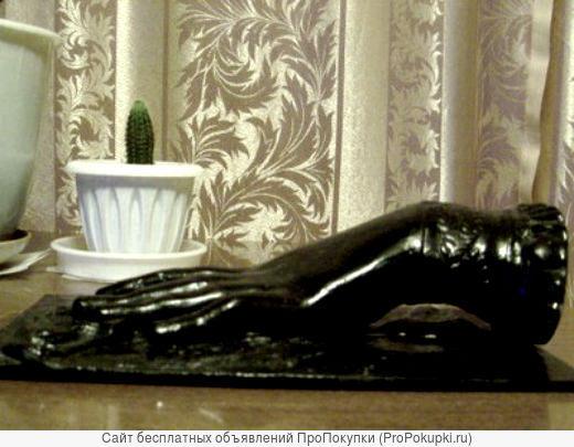 Раритет. Кусинское литье. «Кисть балерины 19 век