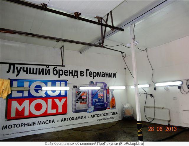 Автосервис,автомойка,шиномонтаж в аренду на севере Москвы