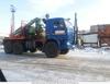 Лесовозы Камаз 2015 г.в. с кму Атлант доставка по РФ