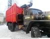 Металловоз на шасси Урал 4320-60М, 2016 г.в. с кму Омт97М Доставка
