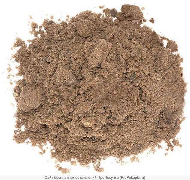 Песок в мешках для песочниц