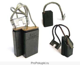 Щетки электрических машинГ, ЭГ, МГ, МГО, СГО. Щеткодержатели к ним